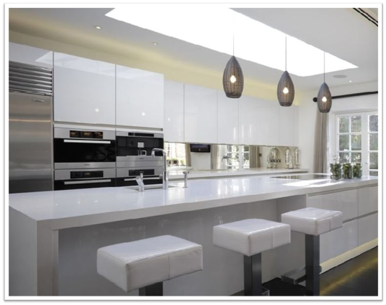 designer spotlight kelly hoppen. Black Bedroom Furniture Sets. Home Design Ideas